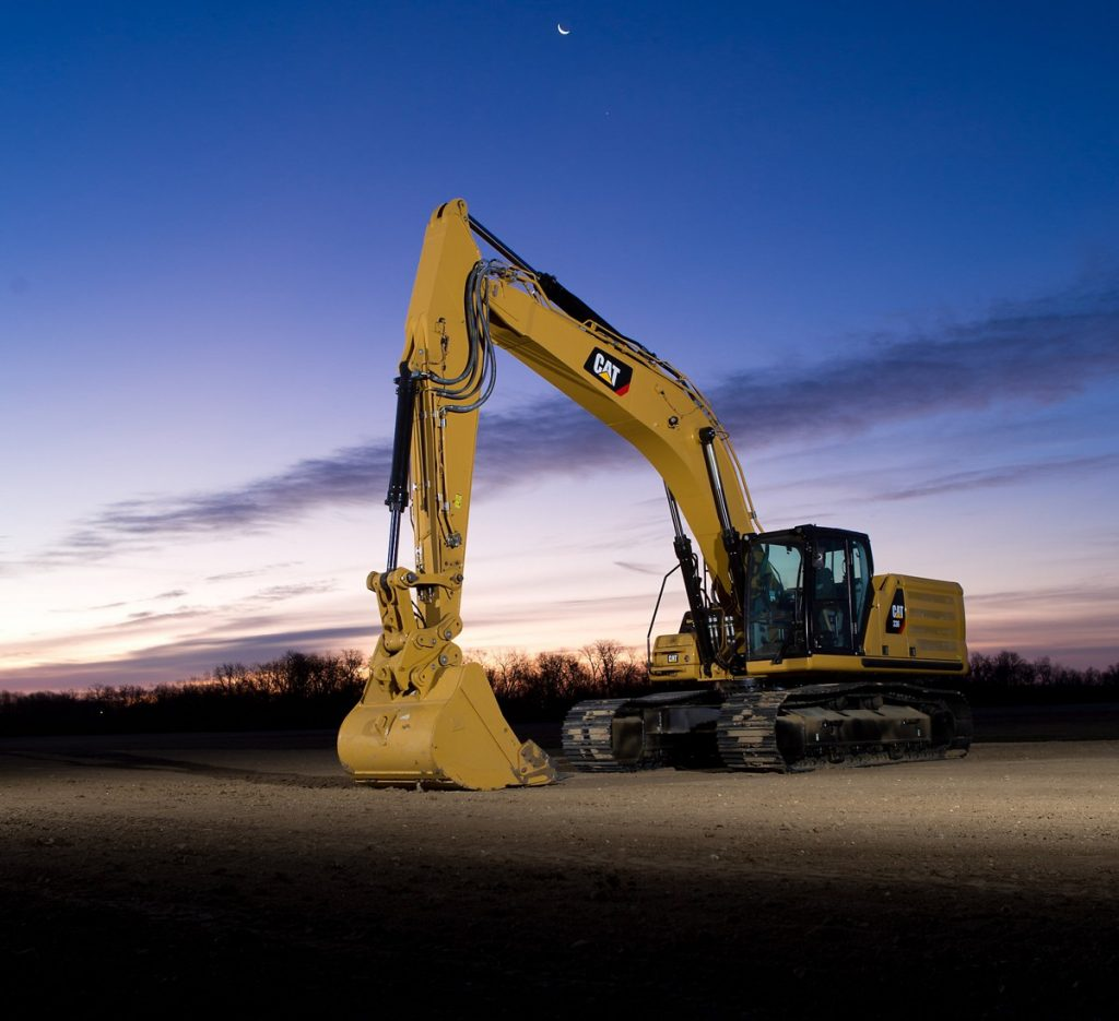 Next generation Cat® Excavators deliver more choices for increased efficiency and lower operating costs in 36-ton size class