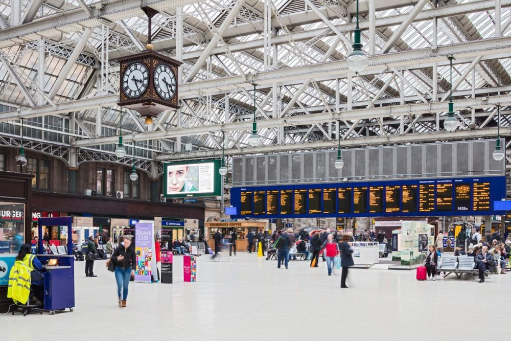 Network Rail Stations to get even greener for World Environment Day