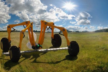 Small Robot Company a finalist in Tech4Good Awards for sustainable farming robotics