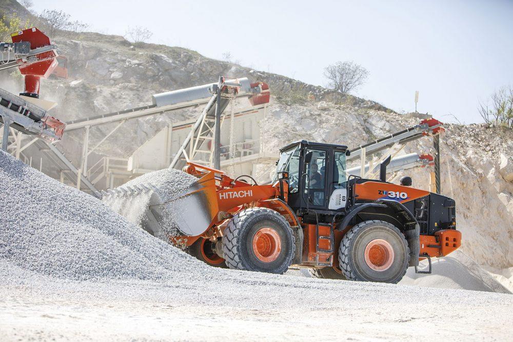 Bulgarian quarry proves value of Hitachi construction