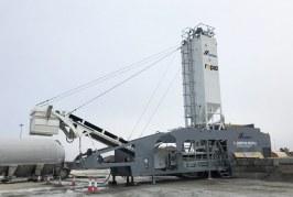 CEMEX UK chooses another Rapidmix Mobile Continuous Concrete Mixing Plant