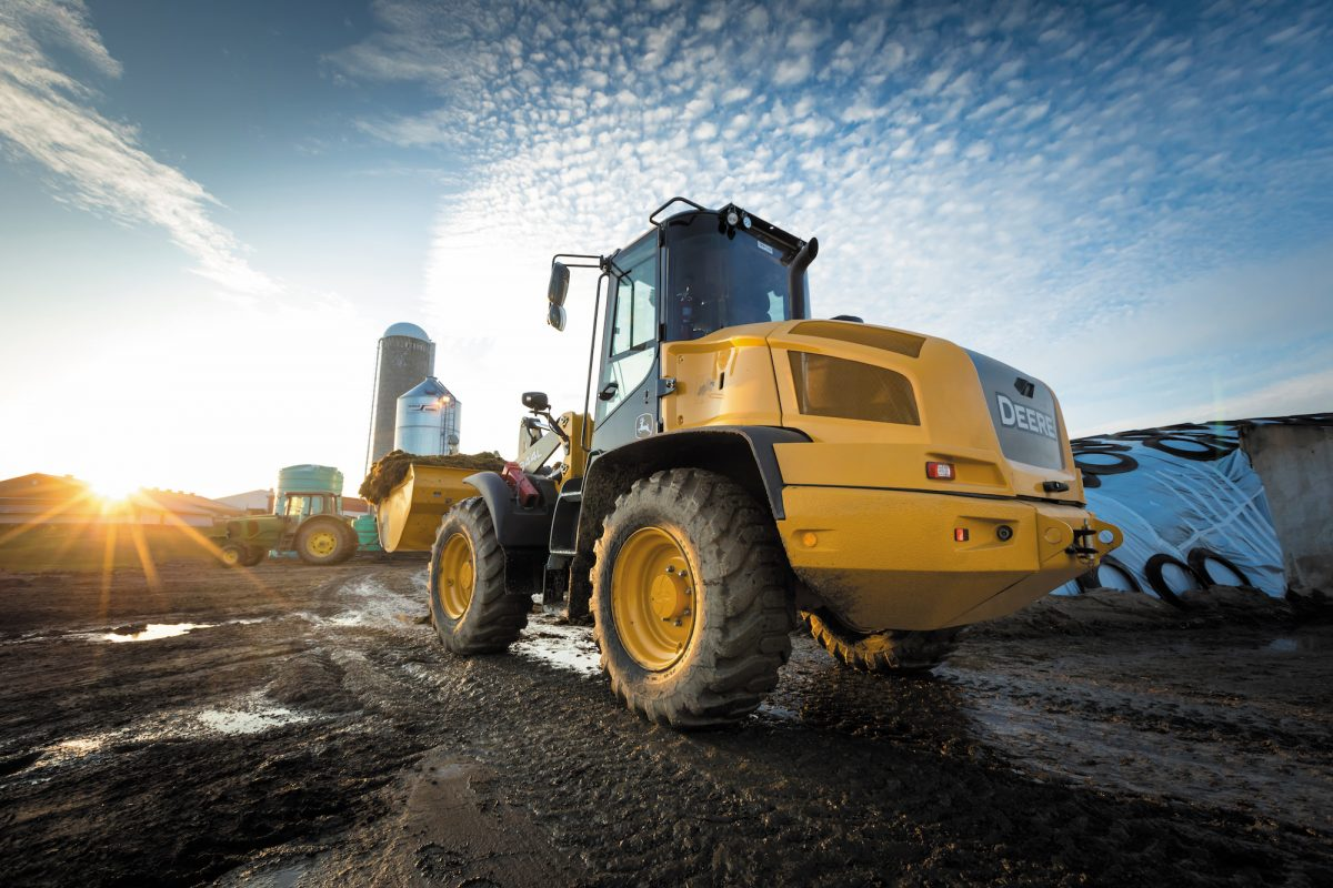Reinforcing its commitment to producing the industry's most reliable and durable machinery, John Deere extended its machine warranty on all Commercial Worksite Products to two years. This coverage includes new compact track loaders, skid steer loaders, compact wheel loaders and compact excavators.