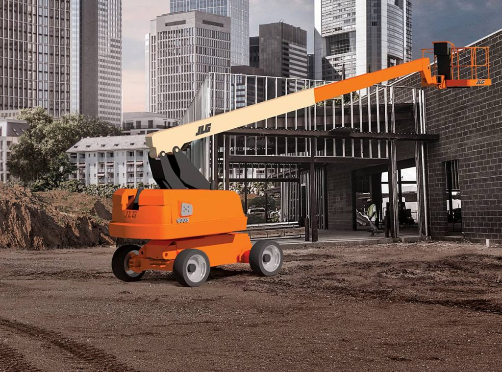 JLG announces 3D BIM compatible models so you can choose the right equipment
