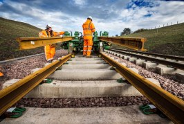 Network Rail launches tender for new 5 billion pound railway track alliances