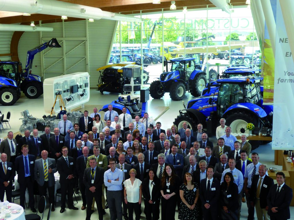 New Holland appoints Pat Smith as its new UK and ROI Business Director
