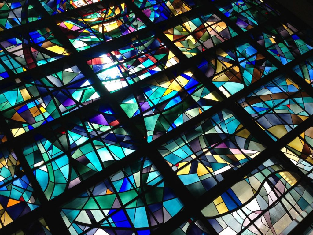 Pepperdine Stained Glass - Photo by Matt McGee
