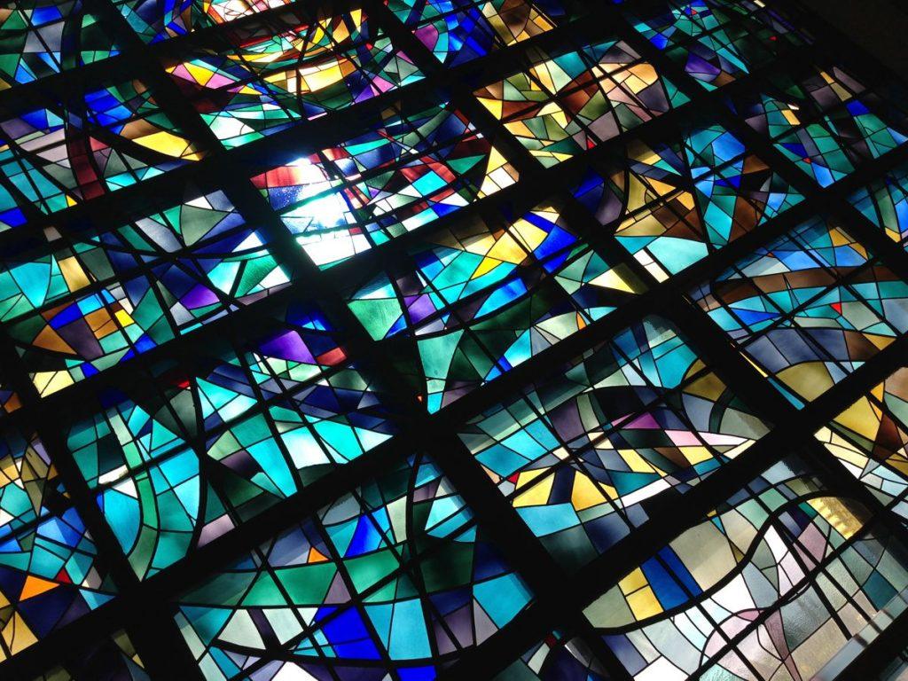 Pepperdine Stained Glass - Photo by Matt McGee