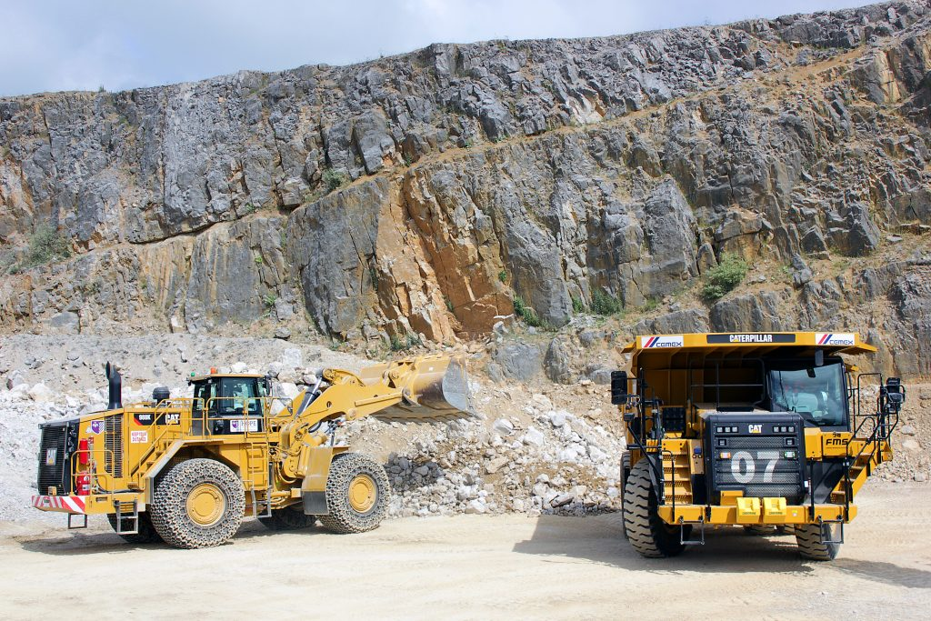 Quarry - Photo by Related Fluid Power