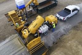 Vermeer introduces MUD Hub Slurry Solidification System