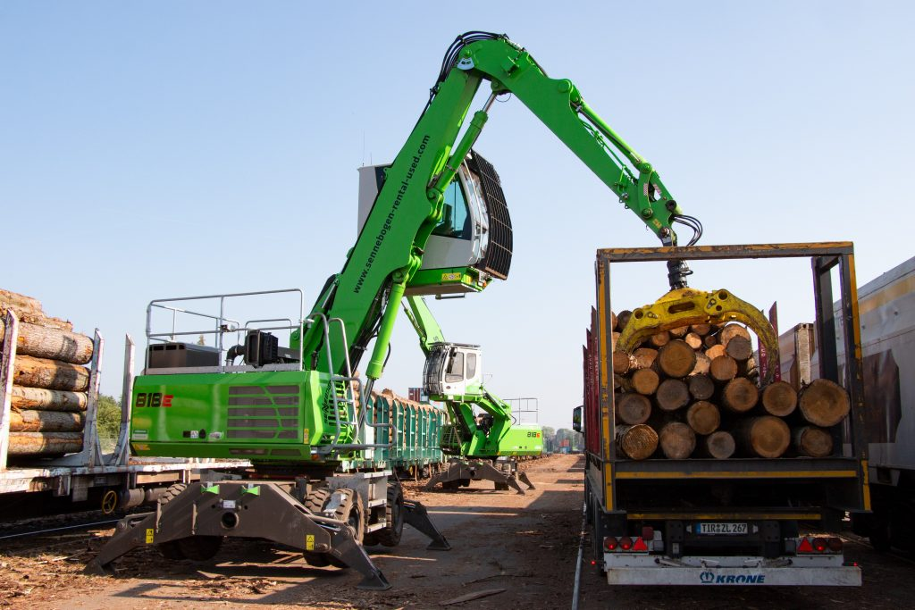 Ziegler Group focuses on flexible Sawmill and logistics solutions