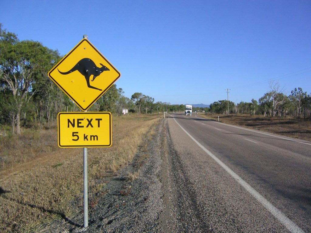 Bruce Highway - Photo by Phil Whitehouse