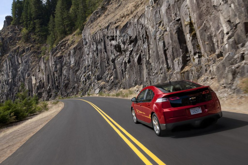 Chevy Volt - Photo by The NRMA