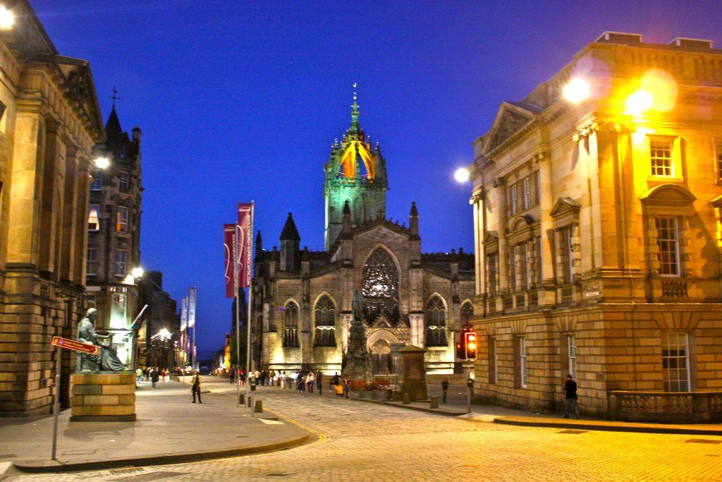 Edinburgh - Photo by Kyle Taylor