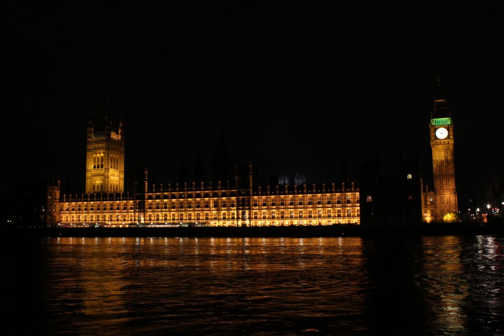 Houses of Parliament - Photo by Chris McGeehan