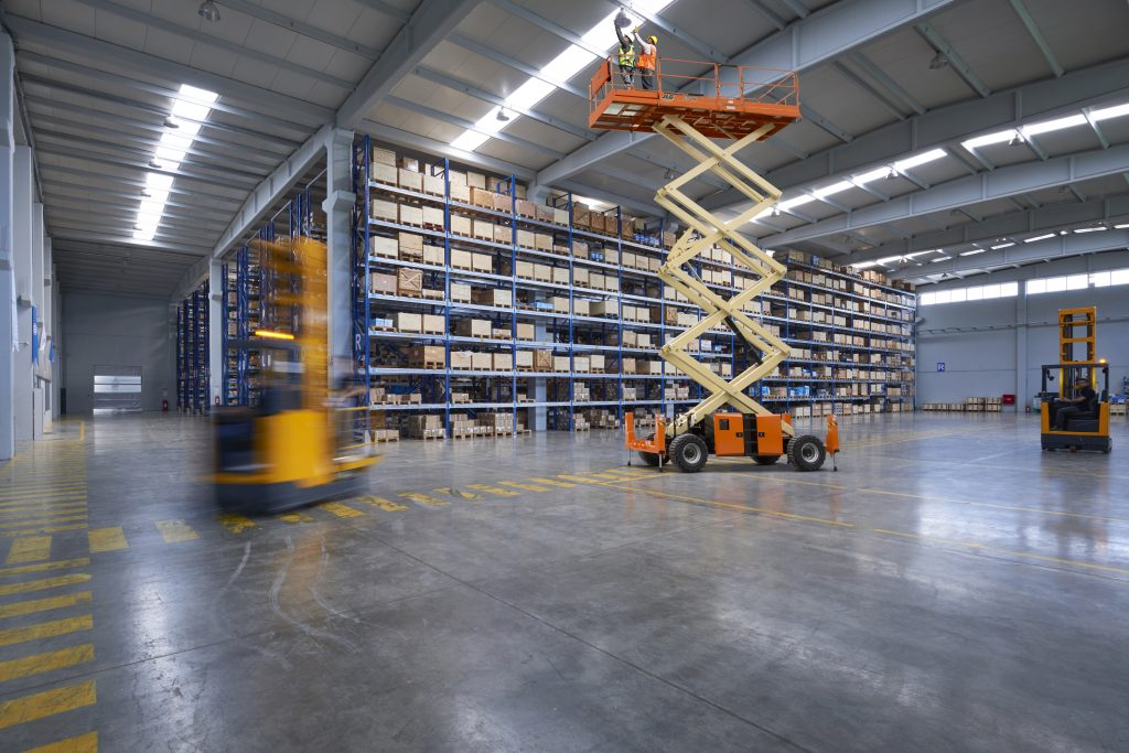 JLG upgrades LRT Scissor Series to be smoother, easier to operate with simplified calibrations