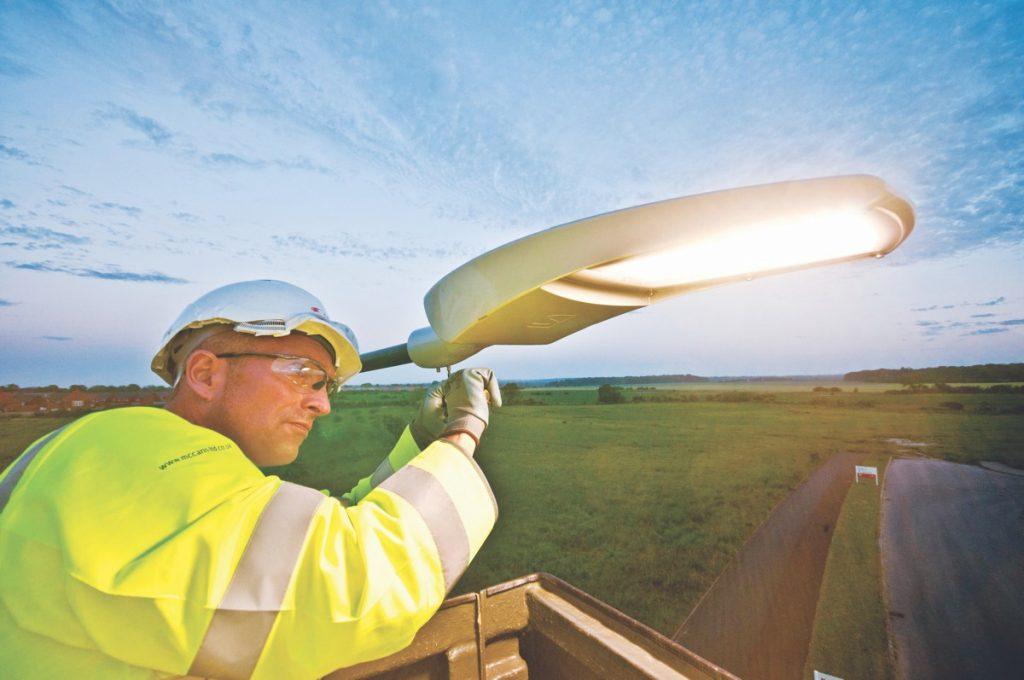 McCann teams up for essential East Midlands maintenance works