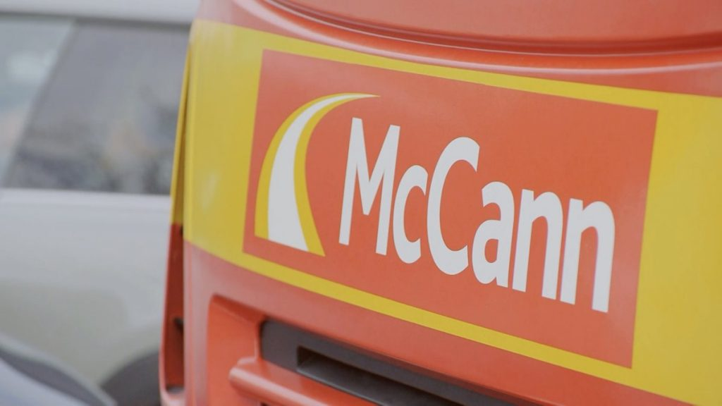 McCann reduces their carbon footprint with fleet of hybrid electric vehicles