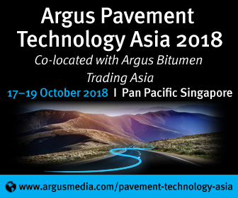 Argus Pavement Technology Asia 2018