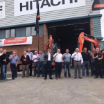 TBF Construction Machinery becomes the Hitachi Construction Machinery dealer in Ireland
