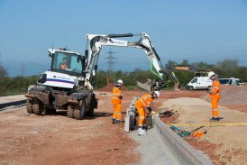 Eurovia Contracting appointed to £450m Midlands Highways Alliance framework