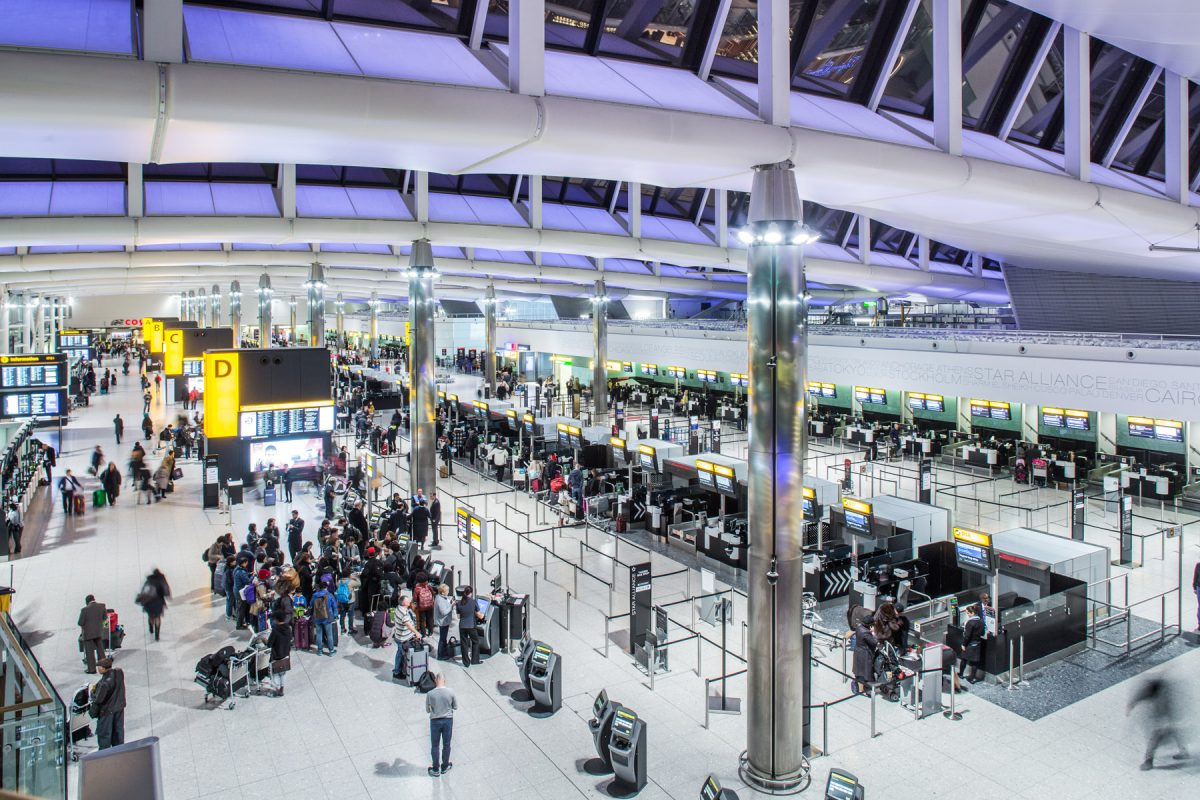 Heathrow completes first stage of search for Innovation Partners