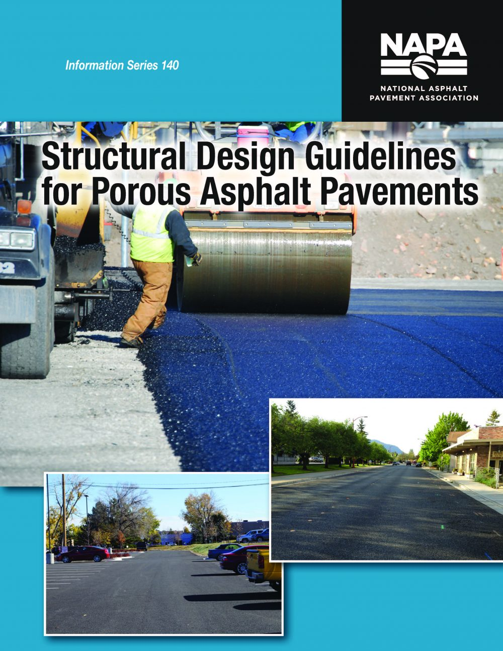 Structural Design Guide for Porous Asphalt is now available