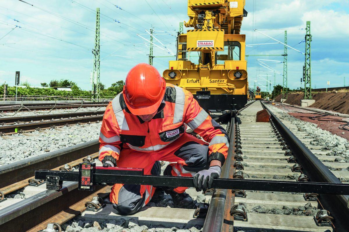 STRABAG consortium awarded €115 m Oldenburg to Wilhelmshaven rail upgrade line upgrade