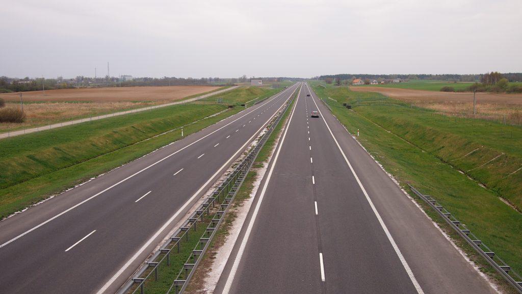 A1 in Poland - Photo by Tomasz Przechlewski