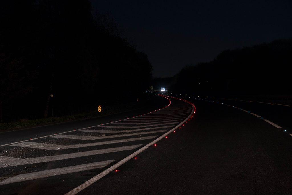 National Transport Industry Award shines the spotlight on LED road stud scheme