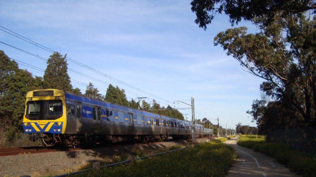 Melbourne to get further A$530 million improvements on the Hurstbridge Rail Line