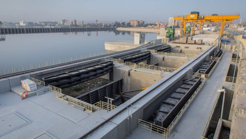 VINCI Construction Grands Projets delivers the new Assiut Dam in Egypt