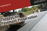 NAPA publishes guide to preserving pavements with thinlays