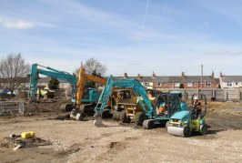 JB Construction 1 stocks up on new equipment for nationwide Aldi foundations