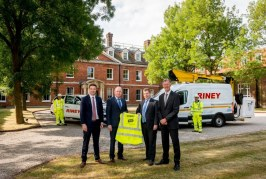 London Borough of Bromley awards £70m+ highways contracts to JB Riney