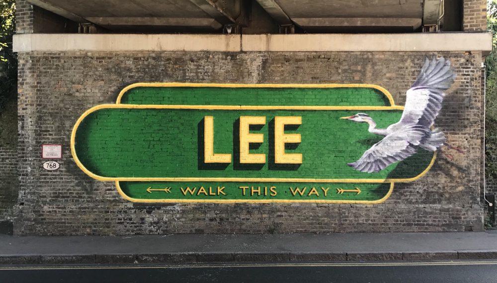 Lee Mural