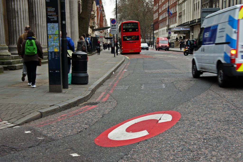 London Congestion Charging
