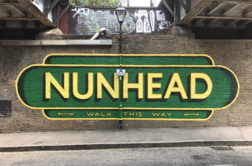 Nunhead mural