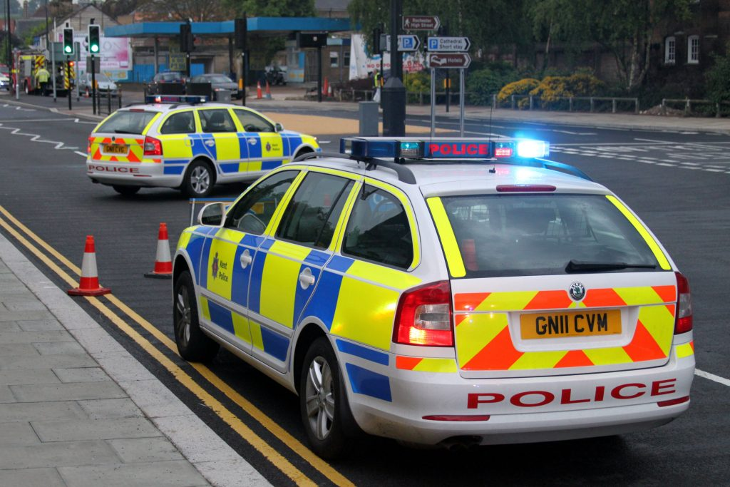 Police Cars - Photo by jf01350