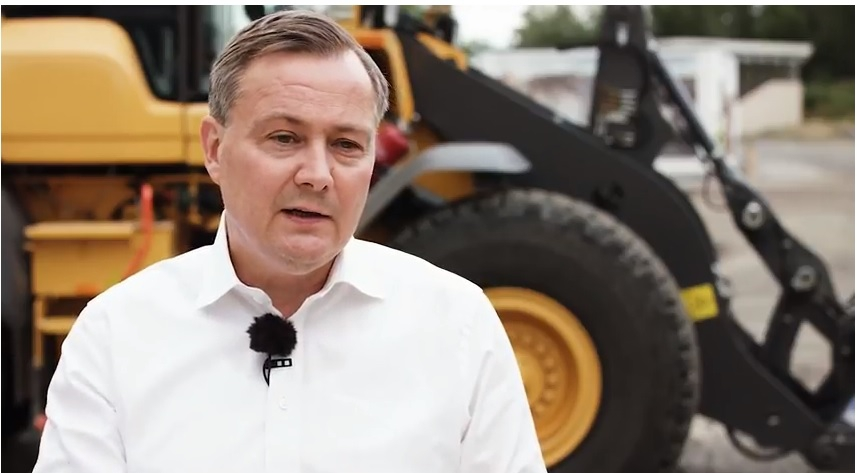 For more information on uptime, watch Volvo CE's film featuring Carl Slotte, President, Volvo CE Sales Region EMEA