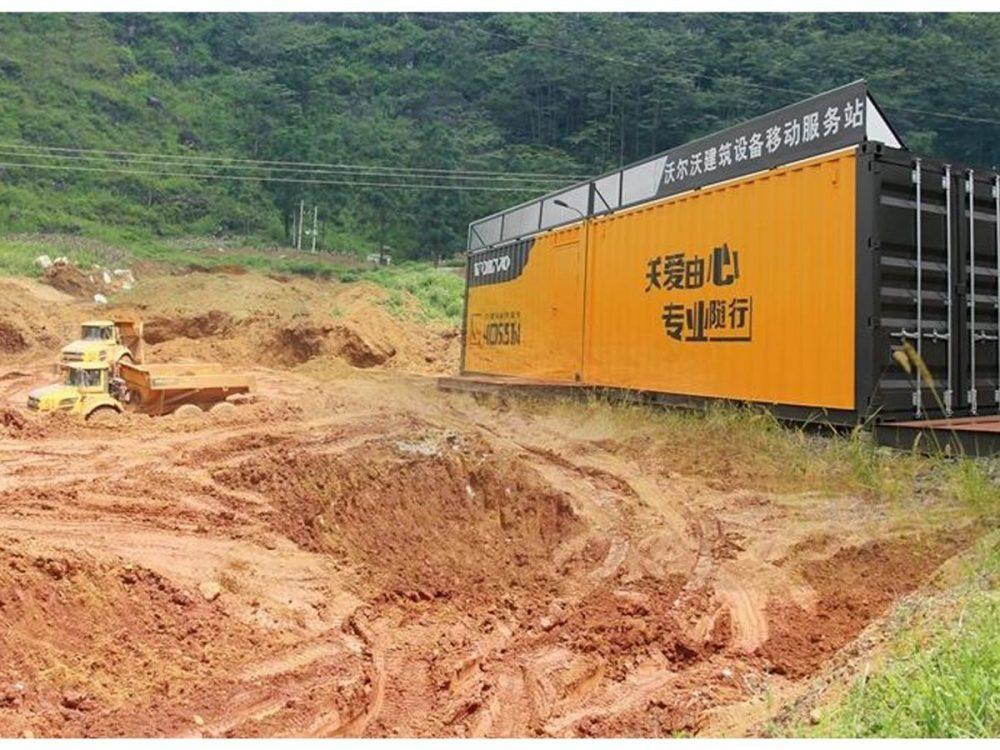 China's Yellow Boxes