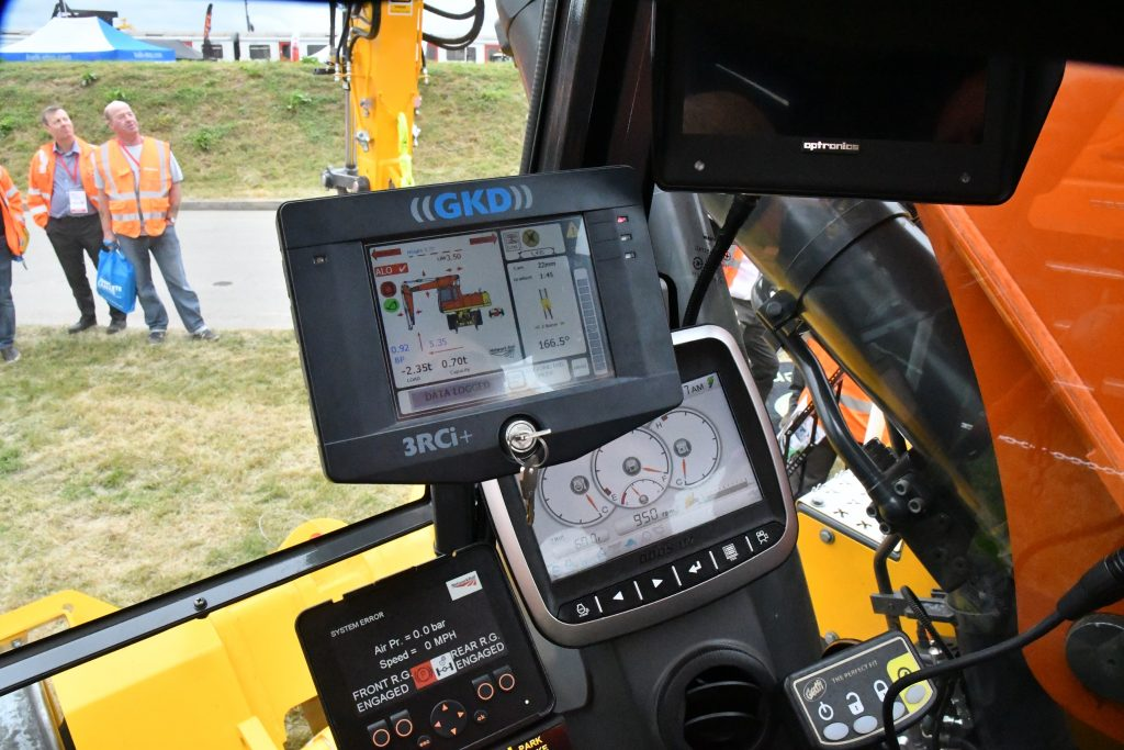 Pro Rail Services choose GKD Technologies RCI's for new Doosan RRV fleet