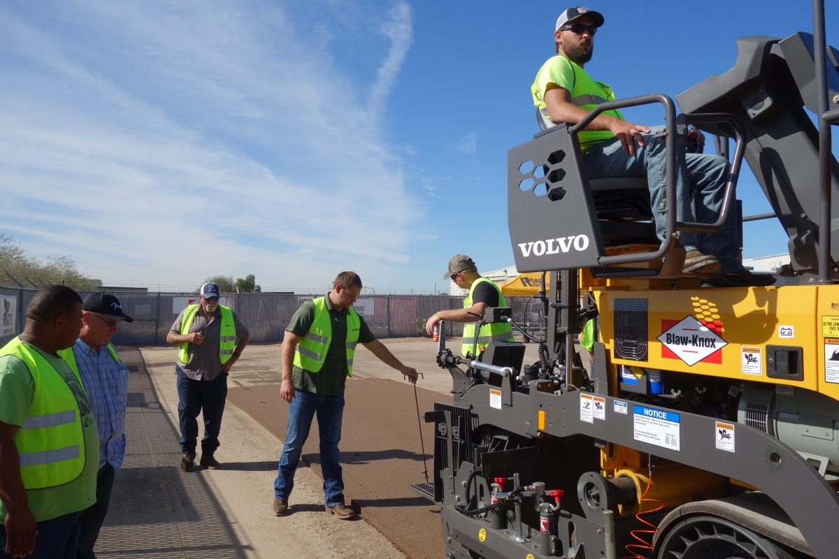 Volvo Construction Equipment Road Institute 2018/2019