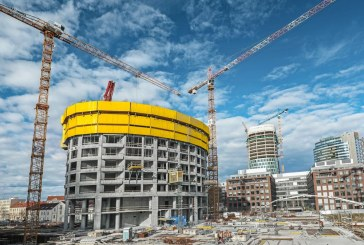 Highrise construction takes on new dimensions with Doka Formwork