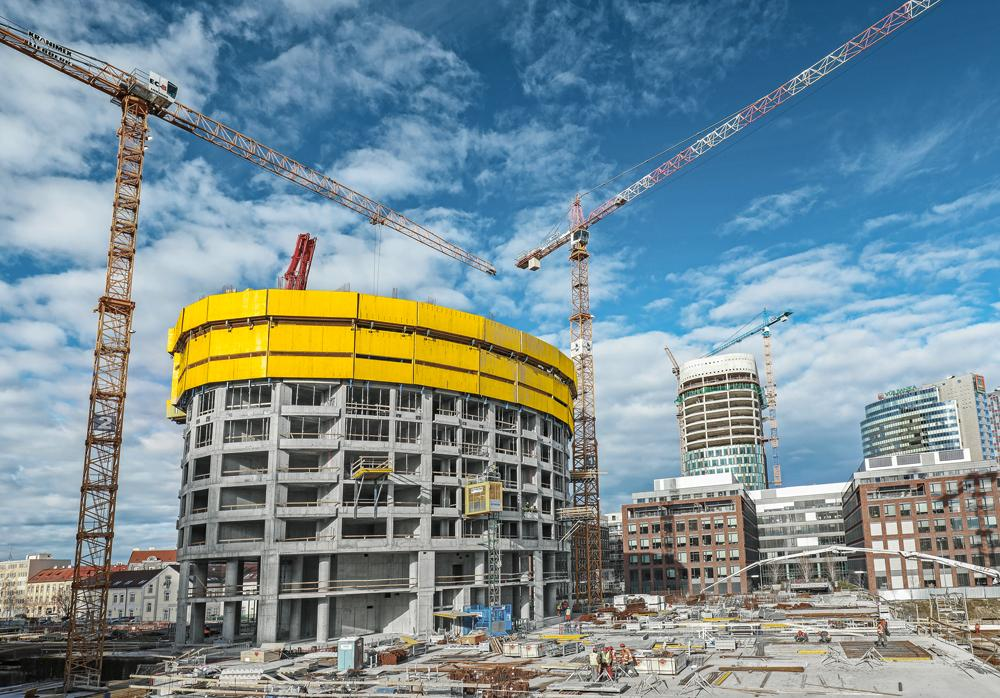 Doka and Waco Africa and Form-Scaff sign exclusive Formwork agreement