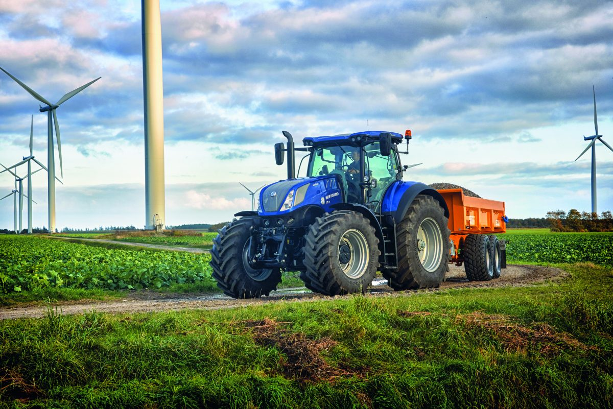New Holland announces winners of 2018 Dealer of The Year Awards