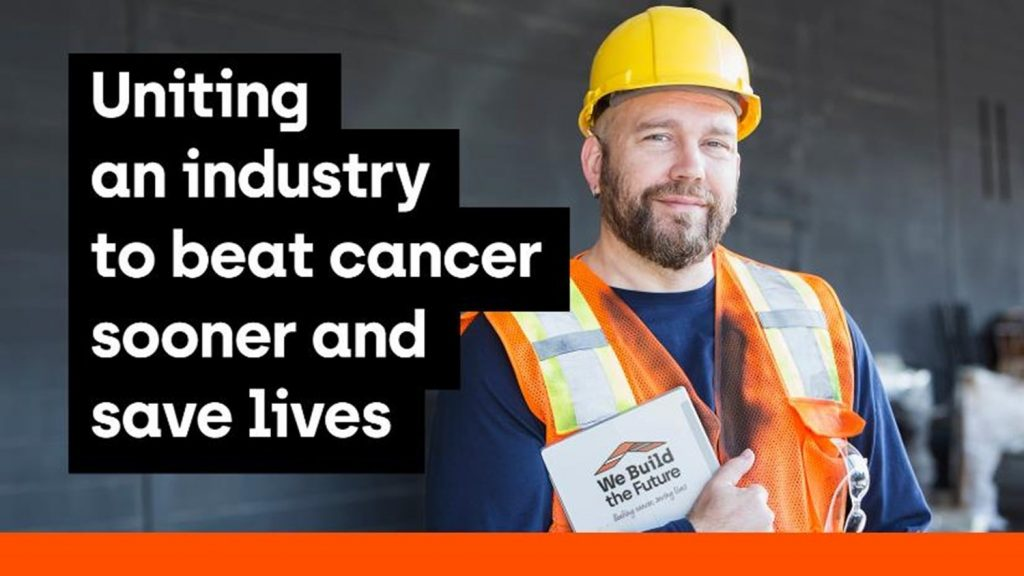 Construction leaders launch charity to transform cancer support and fundraising