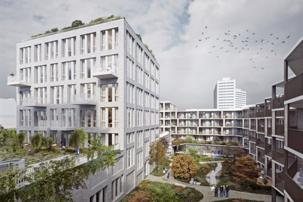 BAM awarded €60 million citydev.brussels multifunctional projects