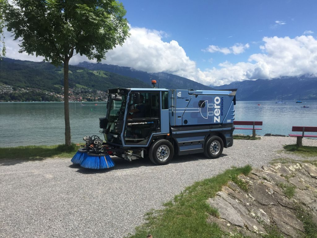 Swiss Thun pioneering sustainability with the eSwingo 200+