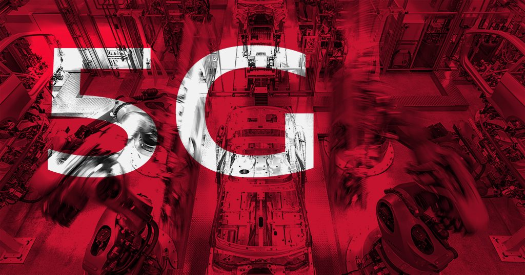 Audi and Ericsson pioneering 5G for automotive manufacturing