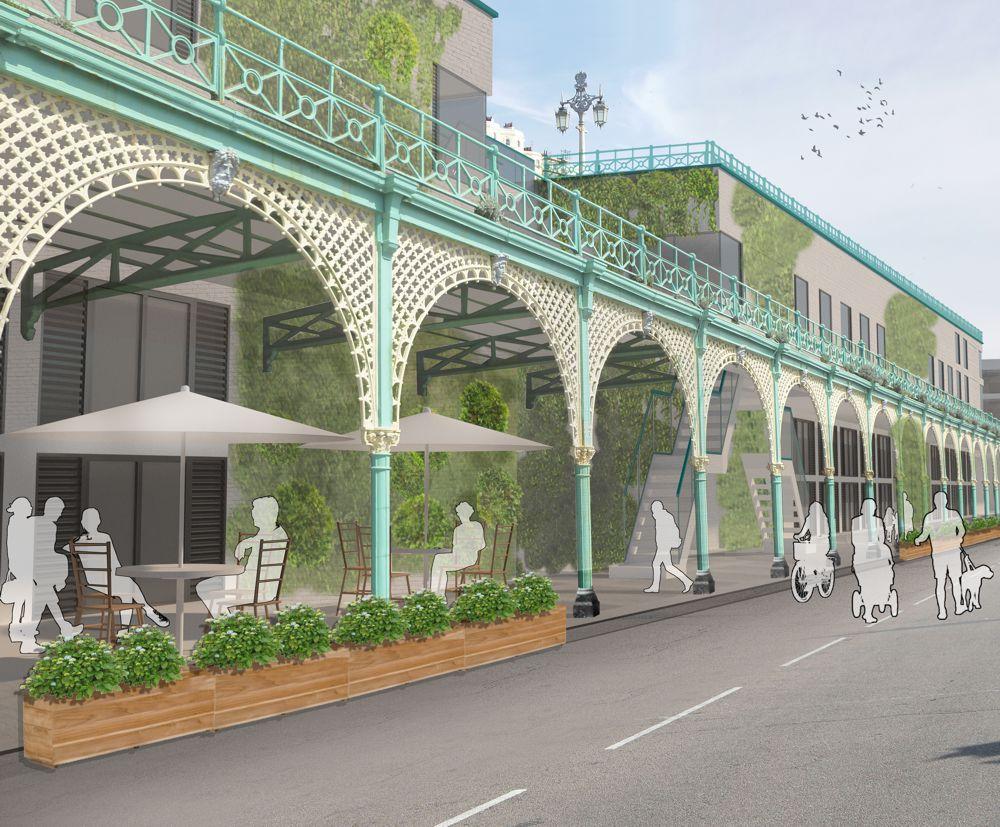 Boxpark reveal plans to revive Brighton's iconic beachfront